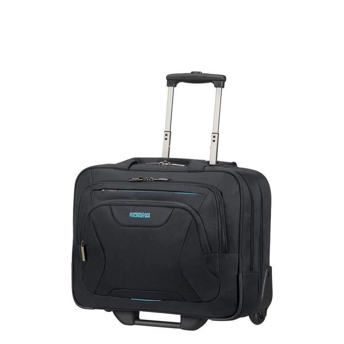 Sacs American Tourister noirs