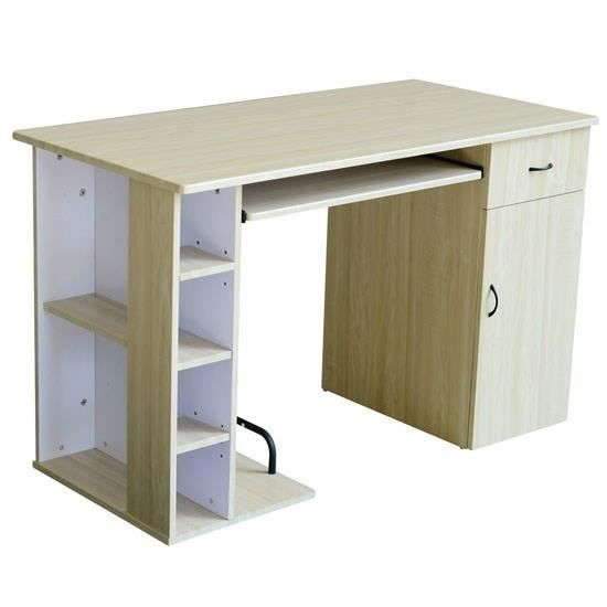 bureau pour ordinateur table meuble pc informat achat vente bureau bureau pour ordinateur. Black Bedroom Furniture Sets. Home Design Ideas