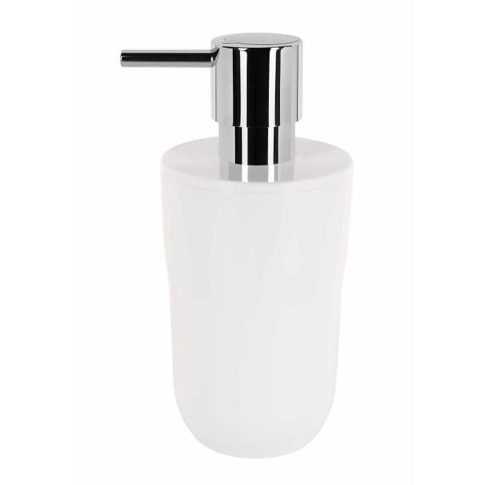 DISTRIBUTEUR DE SAVON COCCO Distributeur de savon - 16,5 x 7,5 x 7,5 cm