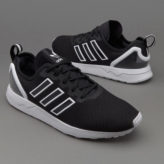 Adidas Originals - ZX Flux ADV S79005 - Baskets Homme Noires