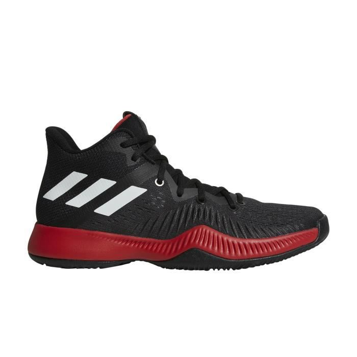 the latest 91eca cd4f9 Chaussures basketball adidas Mad Bounce Noir - Prix pas cher