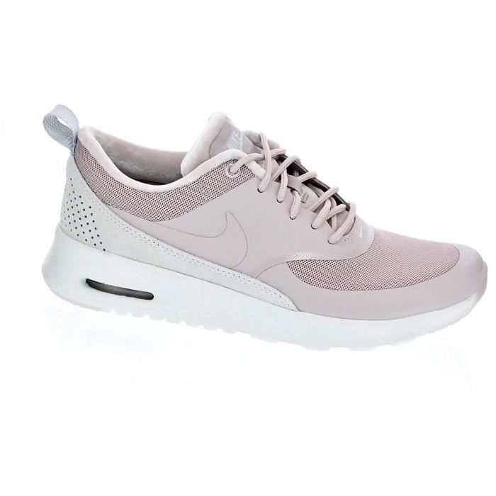 Baskets basses - Nike Air Max Thea Femme Rose 36