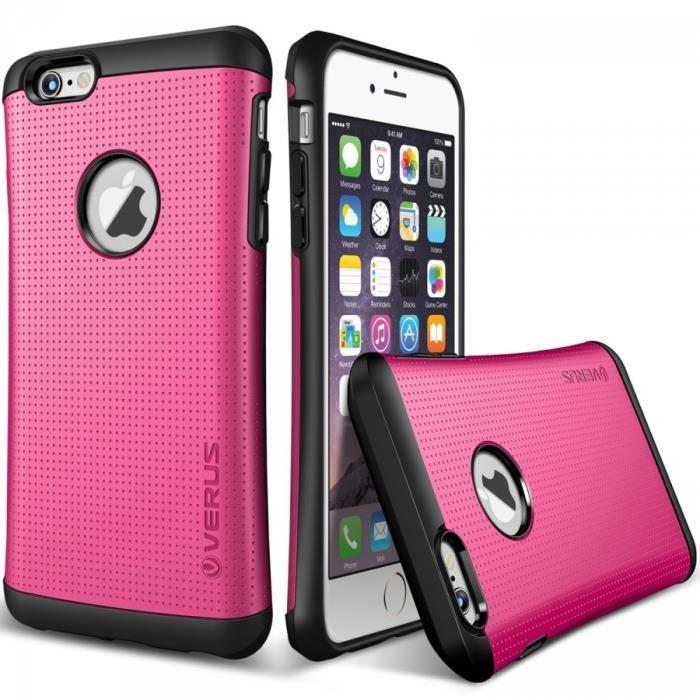 verus coque iphone 6 thor hard drop hot pink