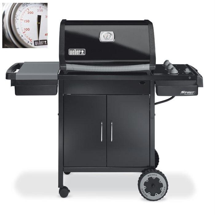 BARBECUE Barbecue à Gaz Weber Spirit Classic E-310