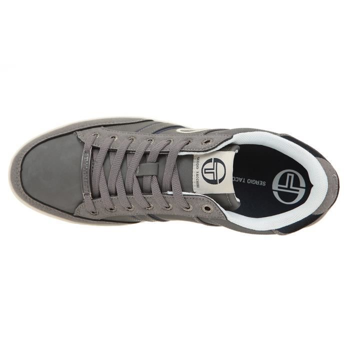 SERGIO TACCHINI Baskets Tricolore Chaussures Homme