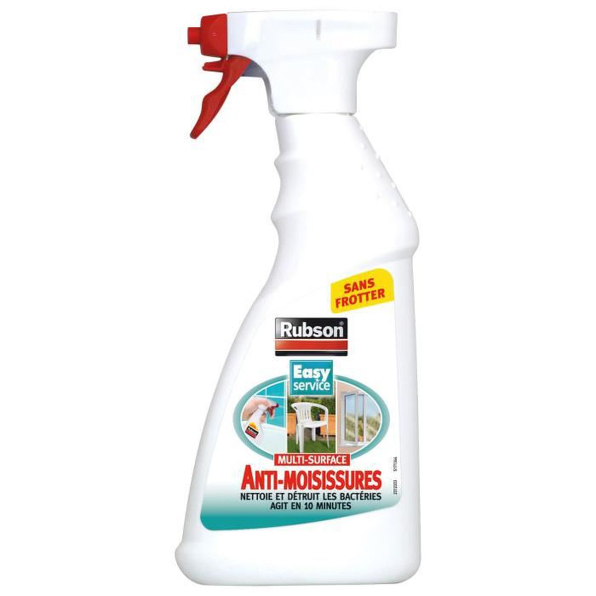 RUBSON Anti-moisissures - Pulvérisateur 18 ml