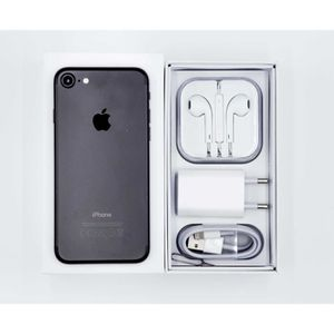 SMARTPHONE RECOND. Apple iPhone 7 32 Go - Noir reconditionné