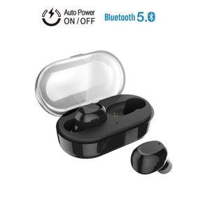 OREILLETTE BLUETOOTH Écouteurs Bluetooth 5.0, Oreillette sans Fil Stéré
