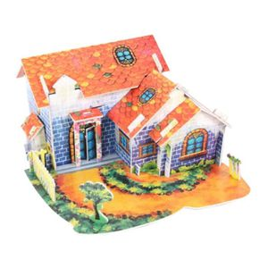 PUZZLE DIY Building Assembly Model Puzzles Lovely 3d Puzz