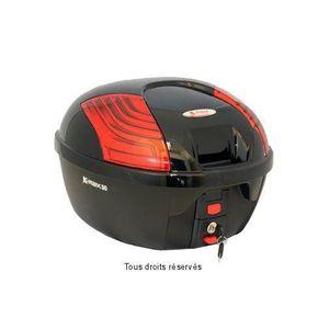 TOP CASE Top Case Moto S-Line 30L Noir Vernis Top Case avec