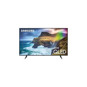 Téléviseur LED SAMSUNG 55Q70R TV Full LED Silver QLED 4K 138 cm S