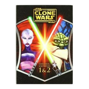 DVD FILM Star Wars: The Clone Wars (PACK STAR WARS: THE CLO