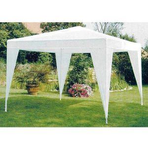 TONNELLE - BARNUM Tonnelle tente de jardin polyéthylène 3 X 2 m