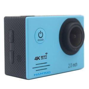 CAMÉRA SPORT Caméra vidéo étanche DVR Cam DV Caméra HD 1080p d'