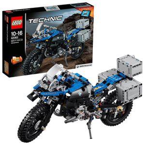 ASSEMBLAGE CONSTRUCTION Lego Technic R 1200 Adventure Bike Building Gs blo