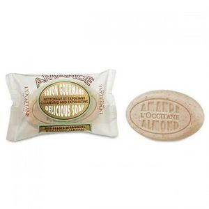 SAVON - SYNDETS RSPO GOLOSO AMANDES SOAP 50G