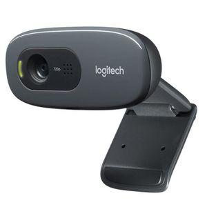 WEBCAM Logitech C270 Webcam 720p HD Widescreen Built-in M