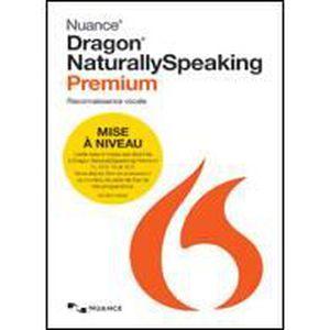 UTILITAIRE À TÉLÉCHARGER Dragon NaturallySpeaking Premium - Upgrade 13