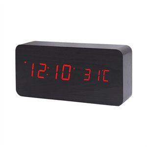 Rond et R/éveil emartbuy 3,5 Pouces R/éveil /à Quartz sans Retard Horloge de Voyage /à Pile Bleu Singe Table de Chevet//Table