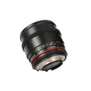 OBJECTIF Samyang 85mm T1.5 AS IF UMC VDSLR II (Canon) objec