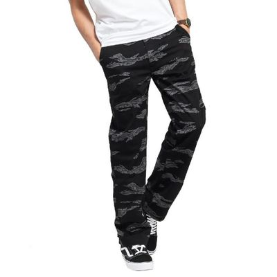 Pantalon Chino Noir motifs Homme Vans Authentic Black - Cdiscount ...