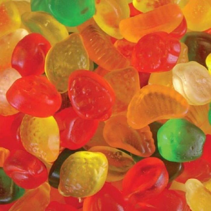 Bonbons Sans Sucres Fruits 1 Kg