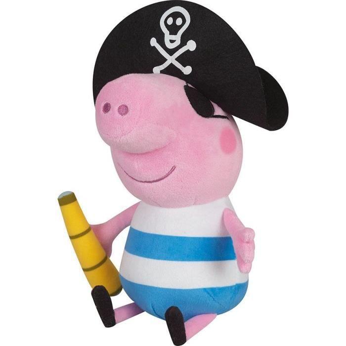 JeminiPeppa Pig george 30cm pirate