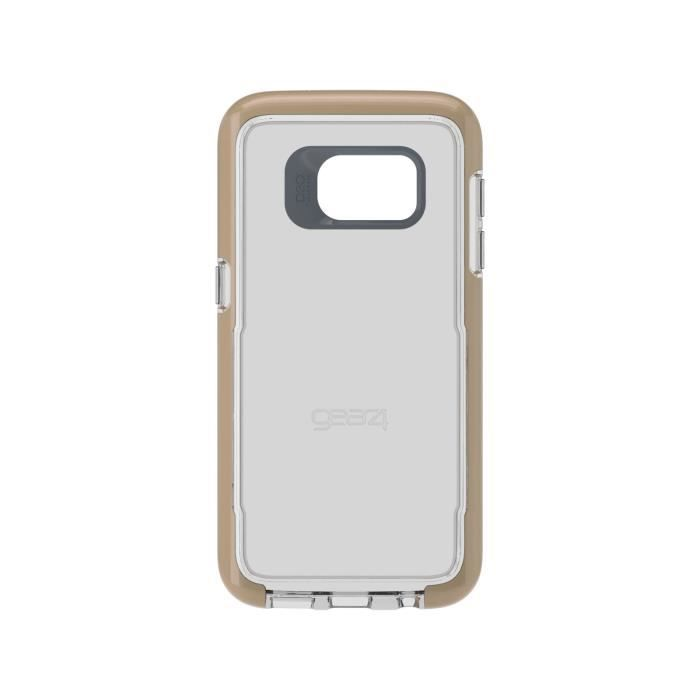GEAR4 D3O Piccadilly for Galaxy S7 gold colored