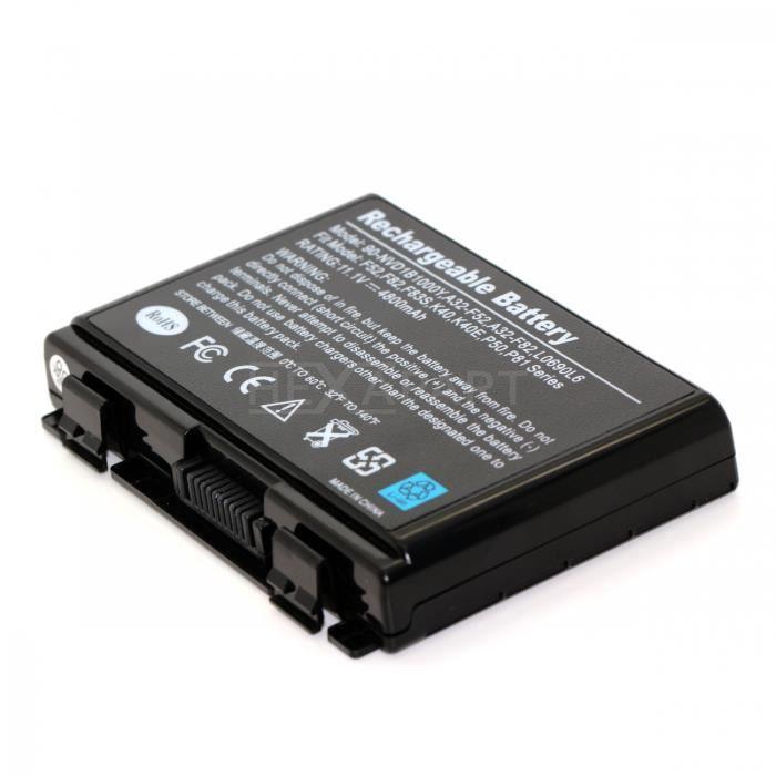 Batterie Compatible Pour ASUS K61IC 10.8V 5200mAh