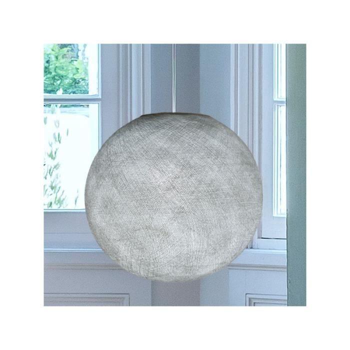 LA CASE DE COUSIN PAUL Taille S Gris perle 31 cm Globe
