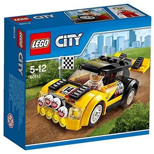 Voiture de rallye 60113 de LEGO