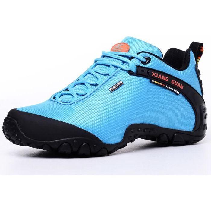 Chaussures Femme Marche Randonnée Imperméable Confort Respirant
