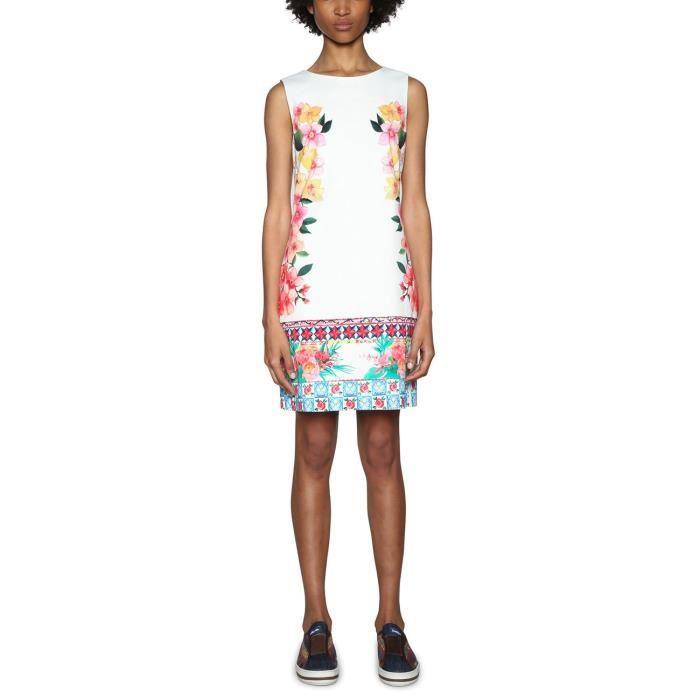 DESIGUAL Femmes Robe de Vest_cher 3XTW9K Taille-34