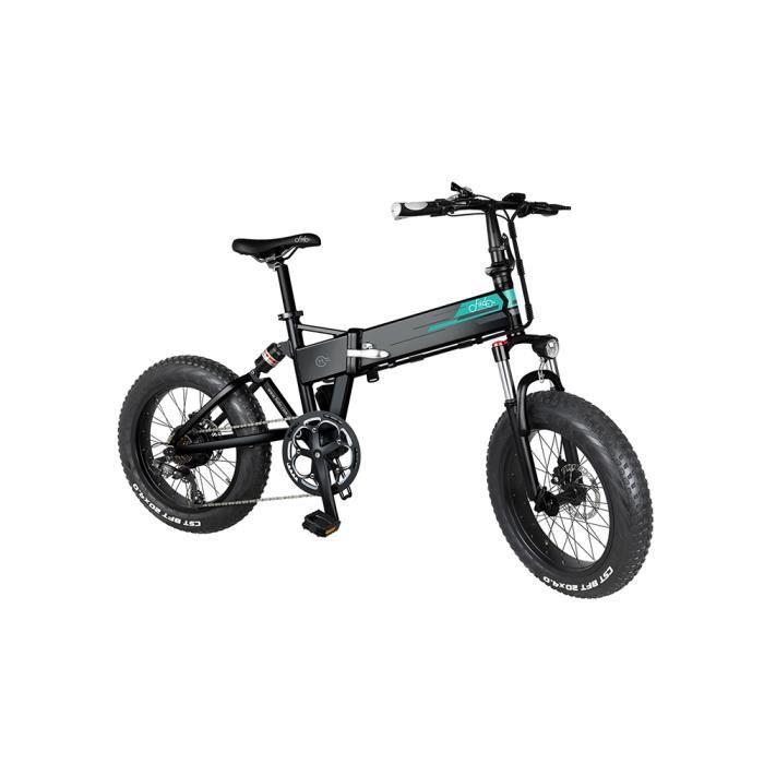 Stock en Europe!!! Vélo électrique FIIDO M1 36V 12.5Ah 250W Vélo assistance Electrique pliant trois modes de conduite