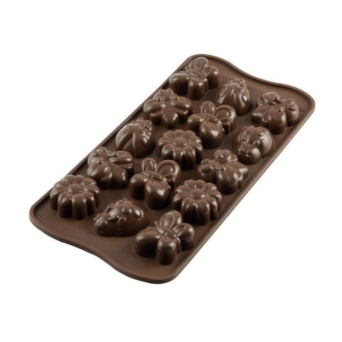 Moule à chocolat - Printemps