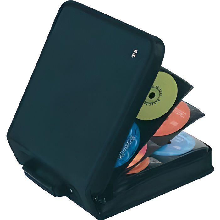 Étuis de rangement pour CD-DVD-CD-ROM