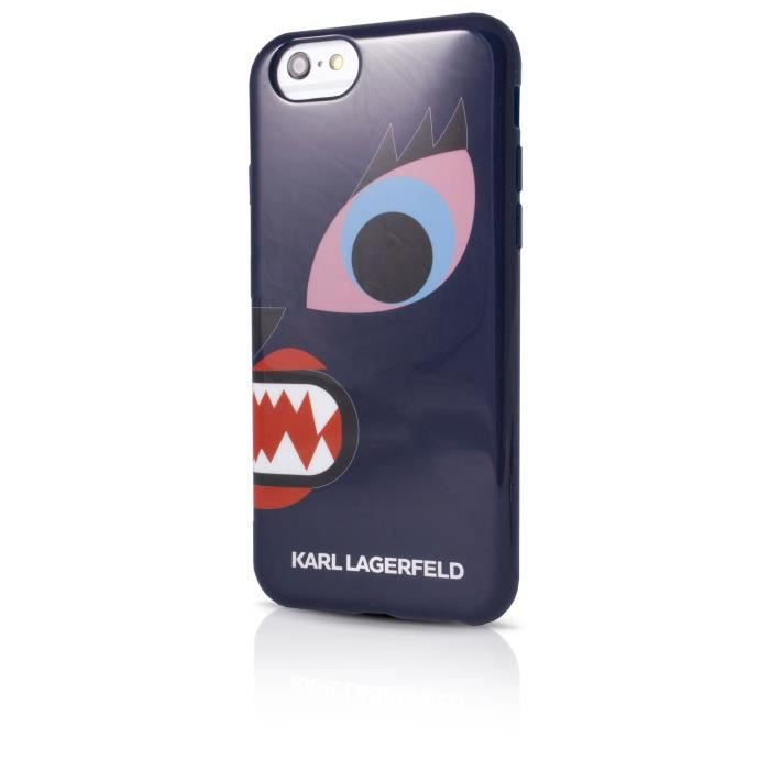 coque iphone xr karl lagerfeld