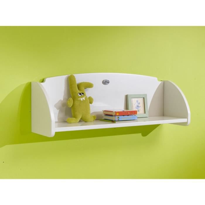 etag re murale enfant doly blanche achat vente etag re murale etag re murale enfant doly. Black Bedroom Furniture Sets. Home Design Ideas