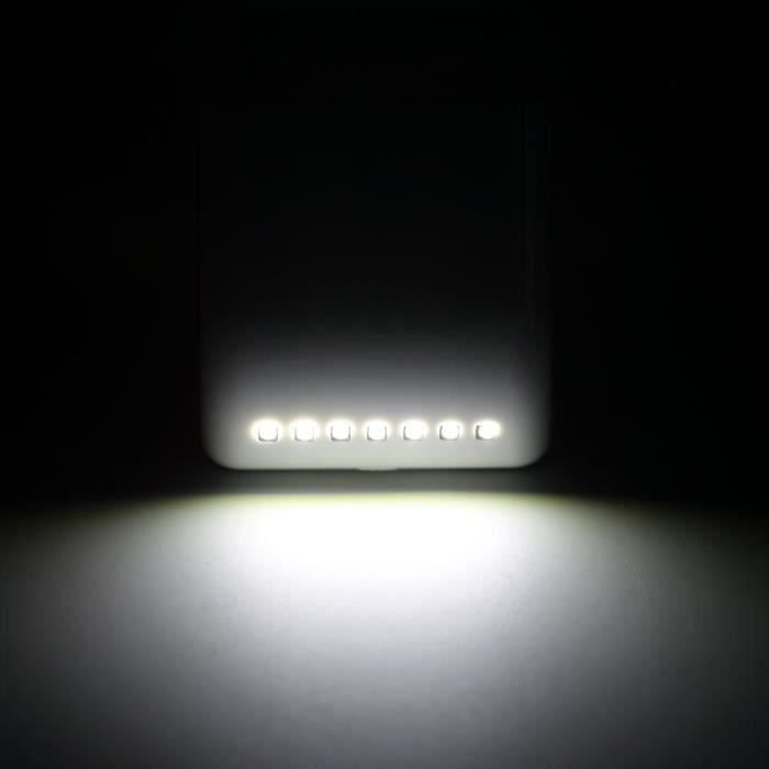 ARMOIRE DE CHAMBRE Universal Charnière Capteur Lumière Maison Armoire