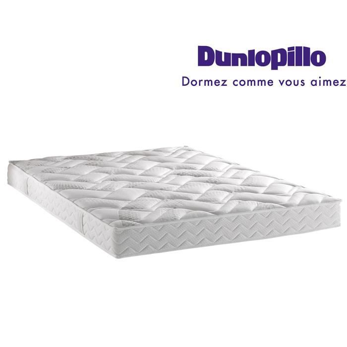 matelas dunlopillo 100 latex classic 140x190 achat. Black Bedroom Furniture Sets. Home Design Ideas