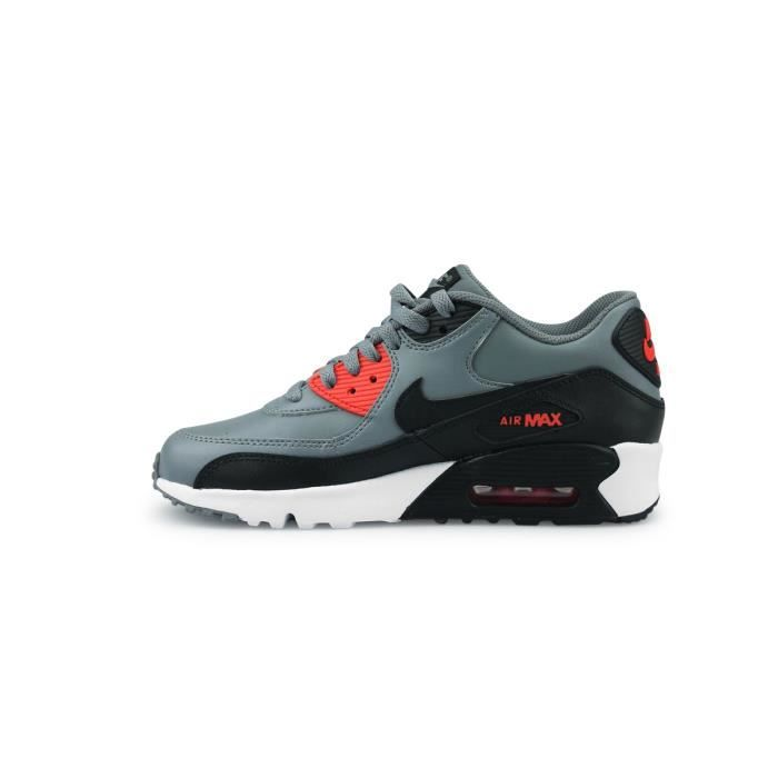 Basket Nike Air Max 90 Ltr Junior Gris 833412-010