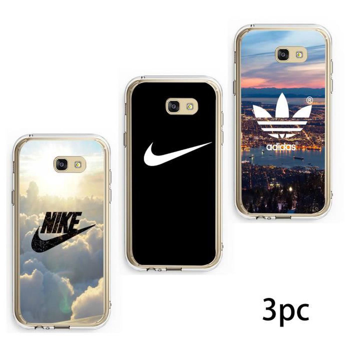 coque samsung a3 nike achat vente pas cher. Black Bedroom Furniture Sets. Home Design Ideas
