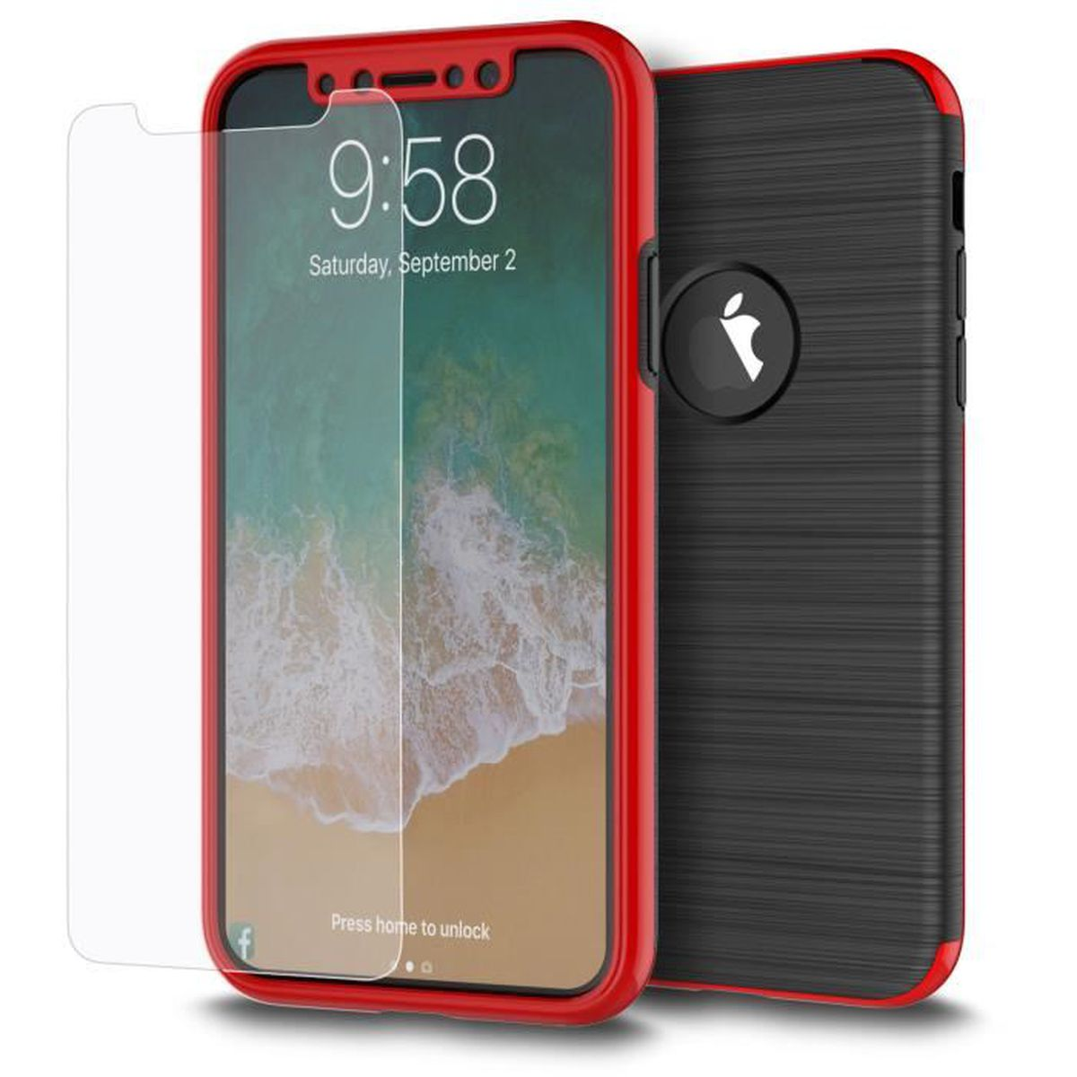 coque iphone integrale xs