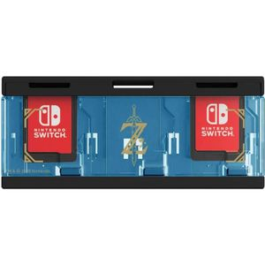 HOUSSE DE TRANSPORT Hori Boitier de Rangement 6 Jeux Pour Nintendo Swi
