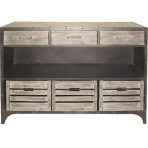 console meuble de cuisine achat vente console meuble. Black Bedroom Furniture Sets. Home Design Ideas