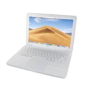 PC RECONDITIONNÉ Macbook blanc - a1342 - 500Go SSD - 4Go de Ram - C