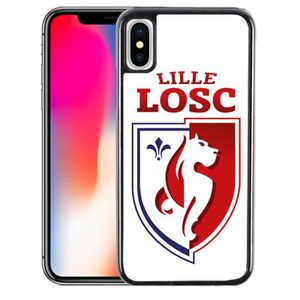 coque iphone xr lille losc football