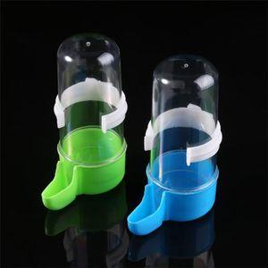 MANGEOIRE - TRÉMIE Distributeur Automatique d'Eau en Plastique pour P
