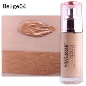 FOND DE TEINT - BASE MISS ROSE Fond de teint liquide Couleur Maquillage