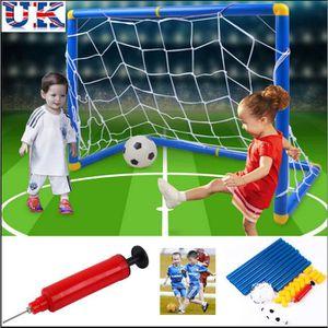 ACC. JEUX D'EXTÉRIEUR Enfants Mini Soccer Goal Football le Poteau du But